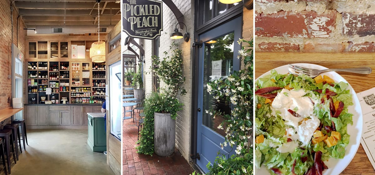 Local Spotlight: The Pickled Peach Davidson NC