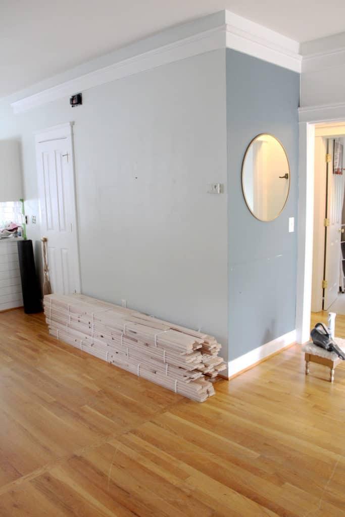 Before + After: New & Refinished Hardwood Floors refinish