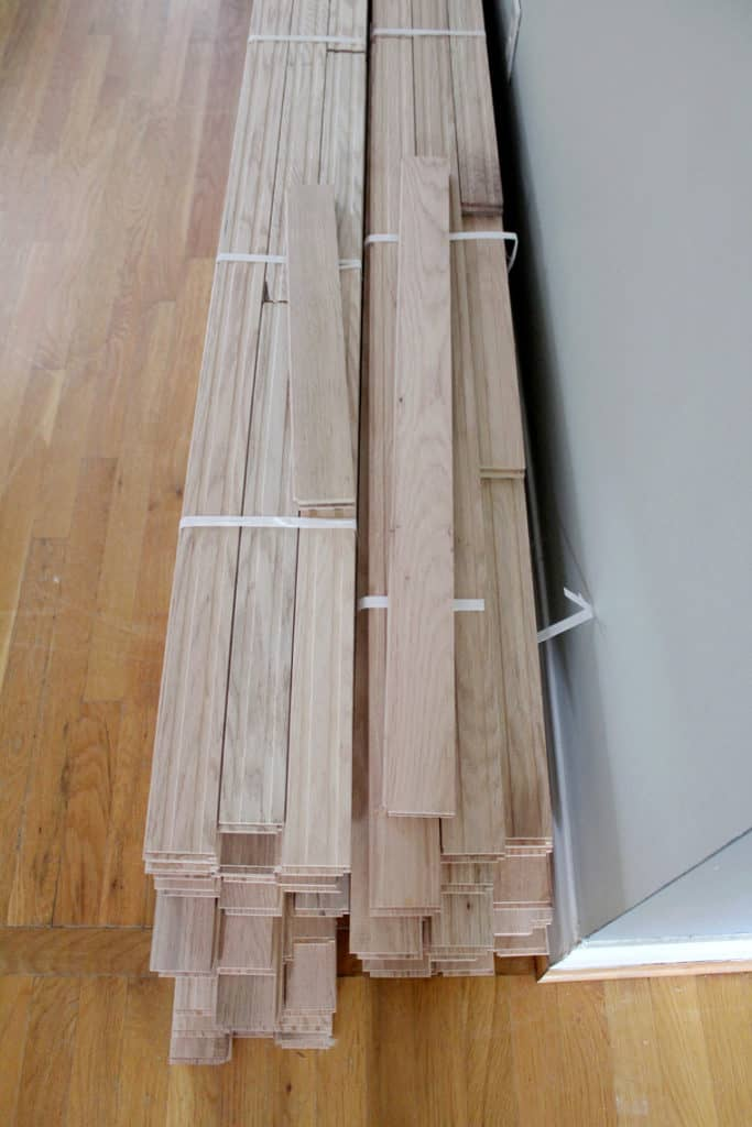 Before + After: New & Refinished Hardwood Floors boards