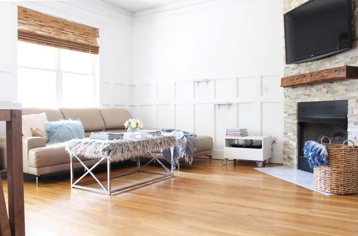 Top 5 Friday: Favorite Jute Rugs With Fringe Under $300 living room