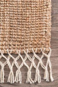 Top 5 Friday: Favorite Jute Rugs With Fringe Under $300 boho