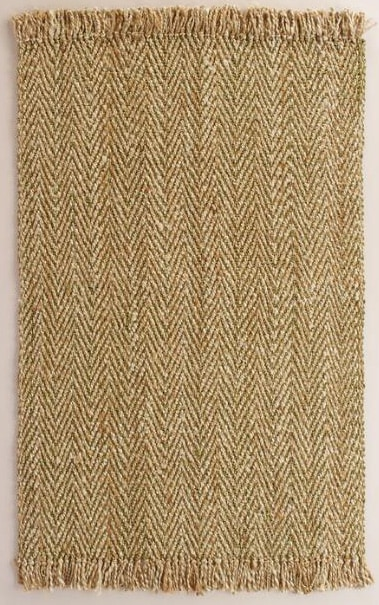 Top 5 Friday: Favorite Jute Rugs With Fringe Under $300 green