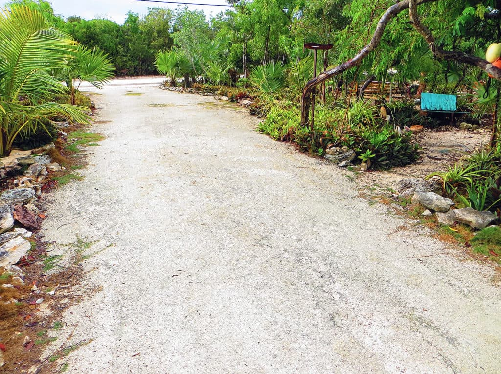 Home of the Month: Beautiful Bahamian Home (For Sale) road