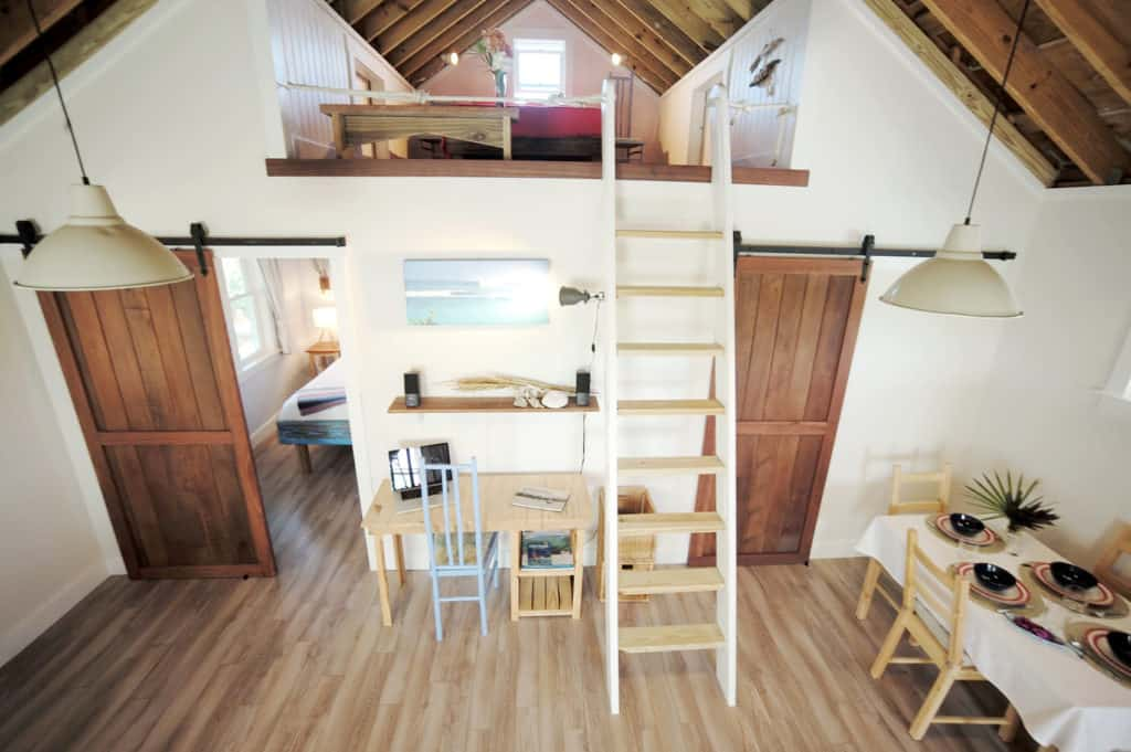 Home of the Month: Beautiful Bahamian Home (For Sale) loft