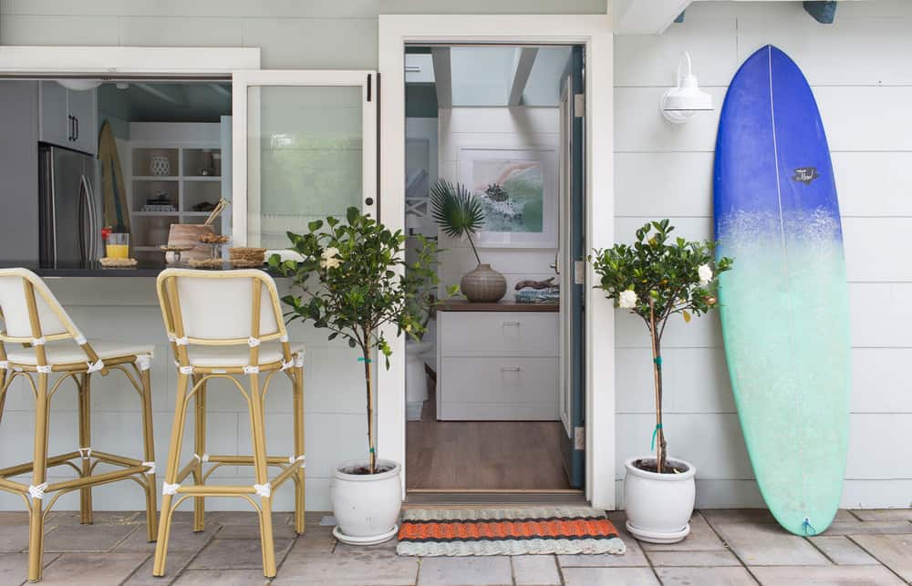 July Favorite Things + What's New Around The House surf shack