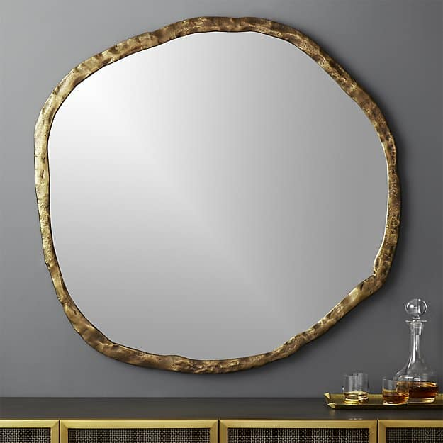 July Favorite Things + What's New Around The House mirror