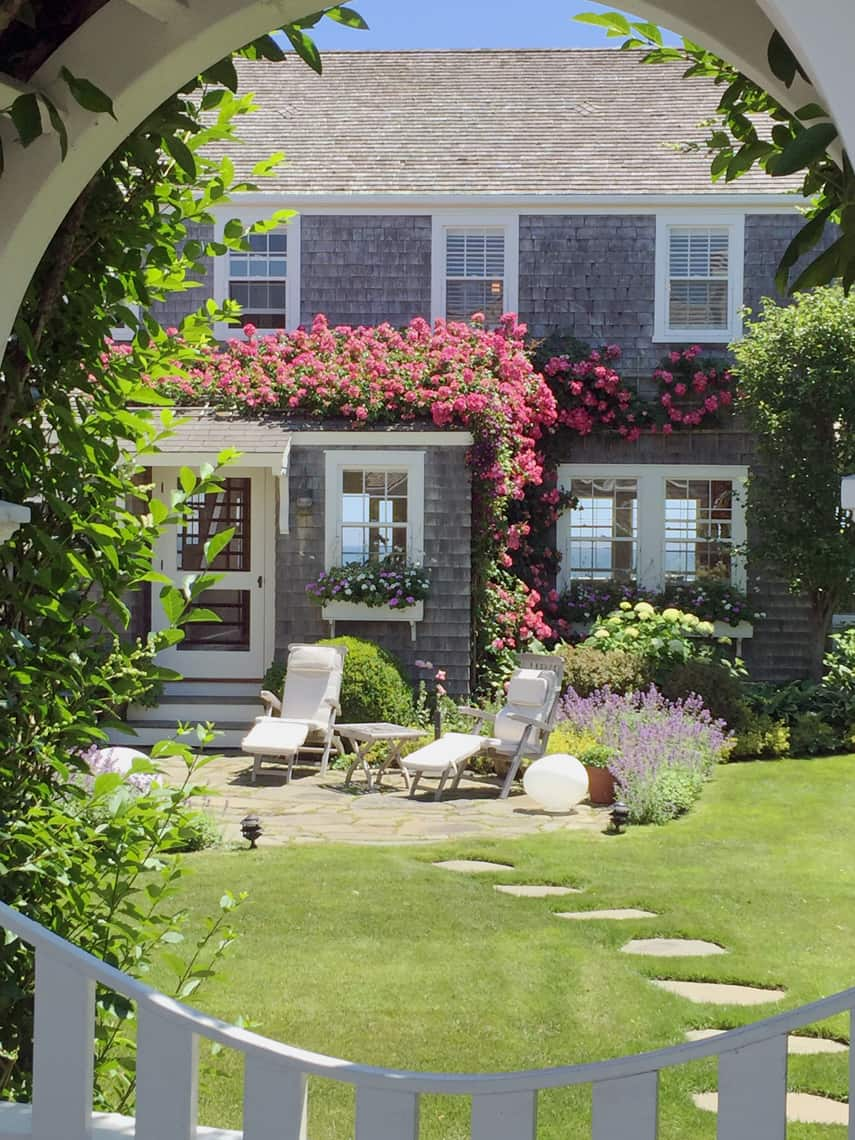 Top 5 Friday: 5 Ways To Live That Nantucket Life garden