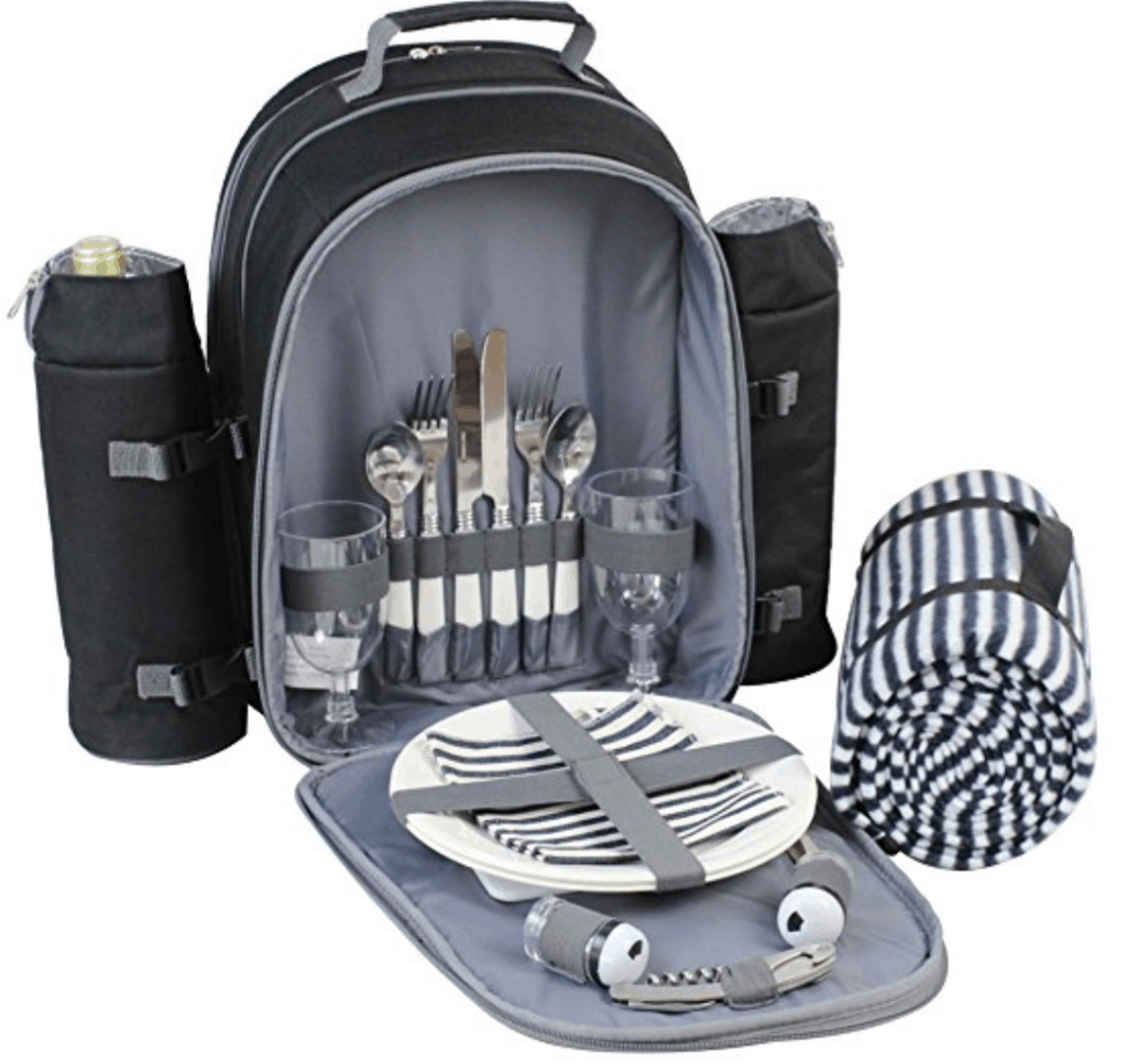 Top 5 Friday: Nantucket (or any outdoor adventure) Travel Essentials picnic