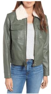Top 10 (In-Stock) Nordstrom Sale Favorites: Women's sherpa jacket