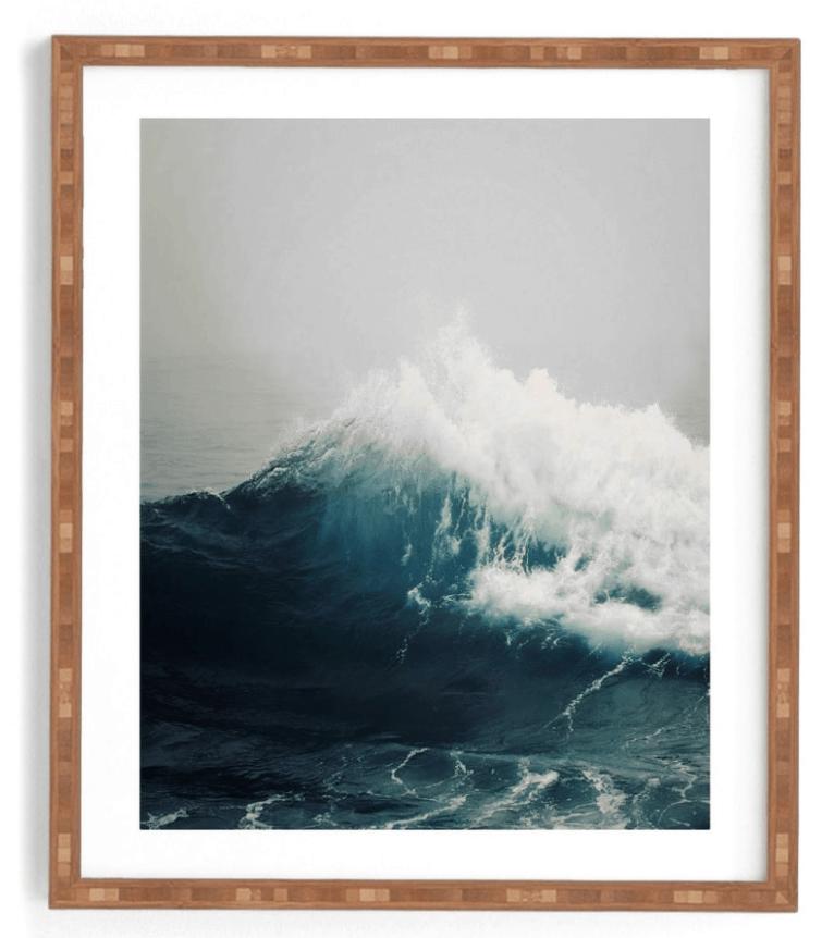 Top 10 (In Stock) Nordstrom Sale Favorites: Home Decor ocean print
