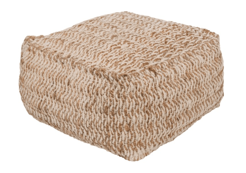 Top 10 (In Stock) Nordstrom Sale Favorites: Home Decor woven pouf