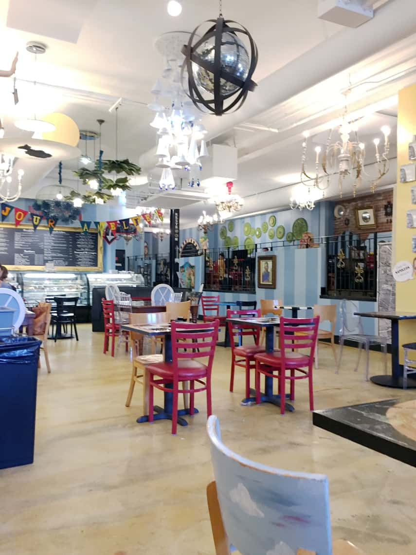 Local Spotlight: Amelie's French Bakery, Charlotte NC coffee