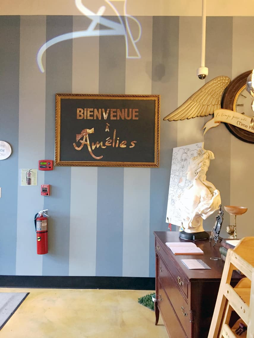 Local Spotlight: Amelie's French Bakery, Charlotte NC welcome
