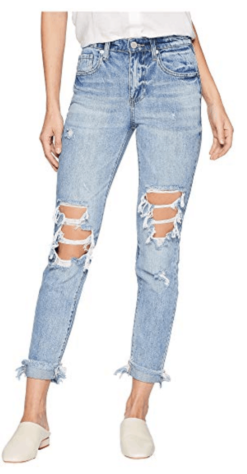 August Favorite Things + What's New Around The House jeans