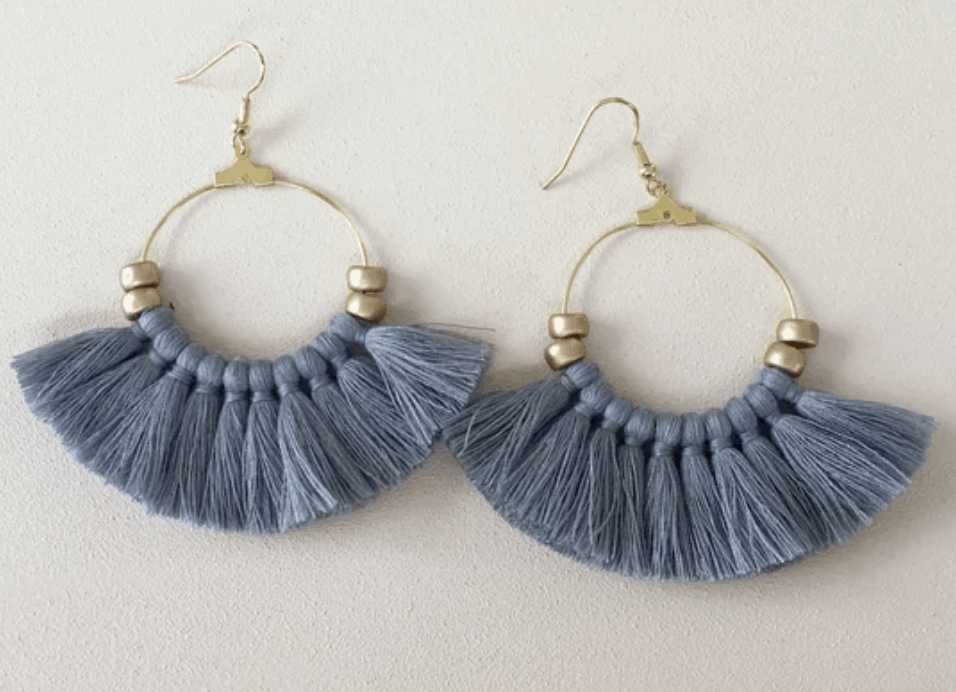 September Favorites + What's New Around The House earrings