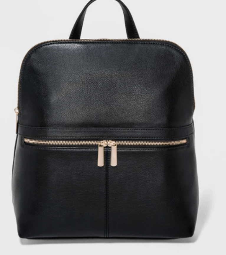 September Favorites + What's New Around The House backpack