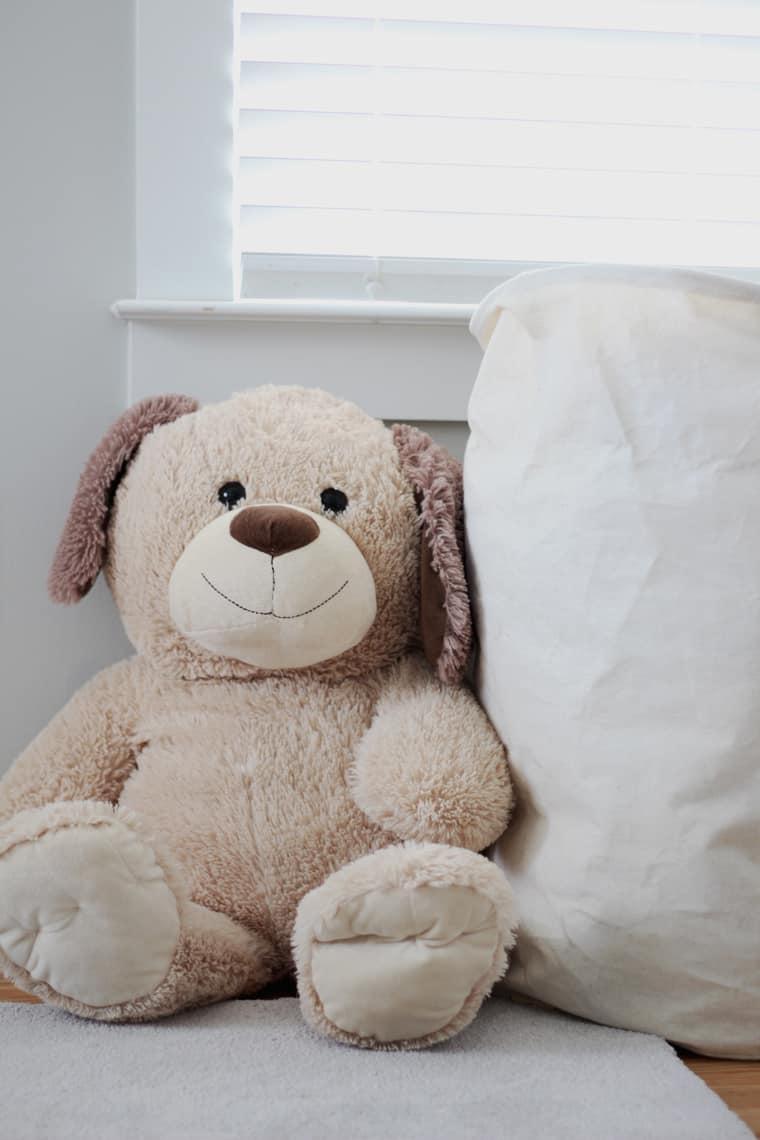 Bigg(er) Boy Room Makeover with Carpet One: The Reveal bear