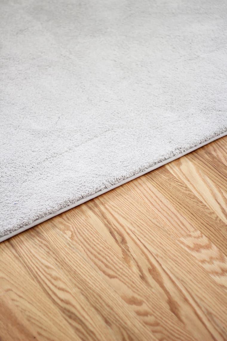 Bigg(er) Boy Room Makeover with Carpet One: The Reveal hardwoods