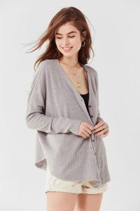 Top 5 Friday: My Favorite Slouchy Sweaters Under $100 button front