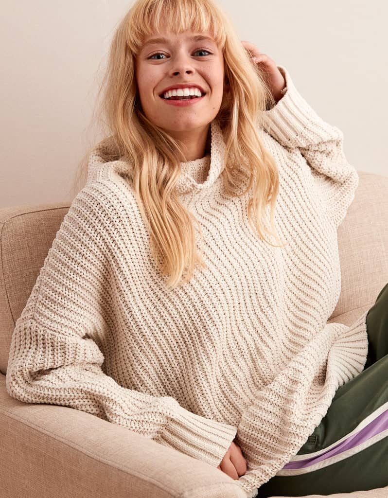 Top 5 Friday: My Favorite Slouchy Sweaters Under $100 chenille