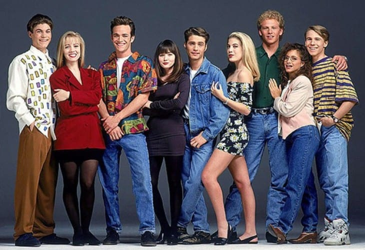 5 Reasons 1990's Fashion Styles Are Back! 90210