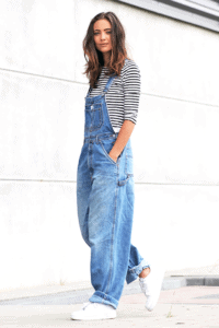 5 Reasons 1990's Fashion Styles Are Back! overalls