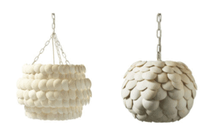 Top 5 Friday: Best of The Serena & Lily Catalog chandeliers