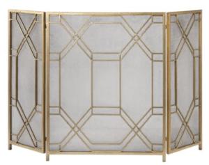 Top 5 Friday: Favorite Modern Fireplace Screens Under $300 fancy