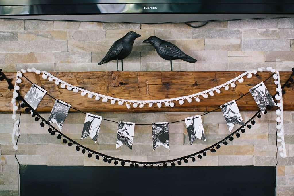Ghosts of Halloween's Past crows