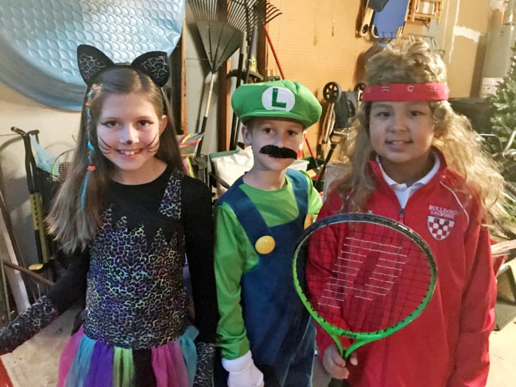 Ghosts of Halloween's Past andre agassi