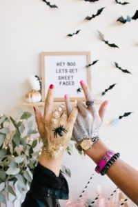 October Favorites + What's New Around The House photo shoot