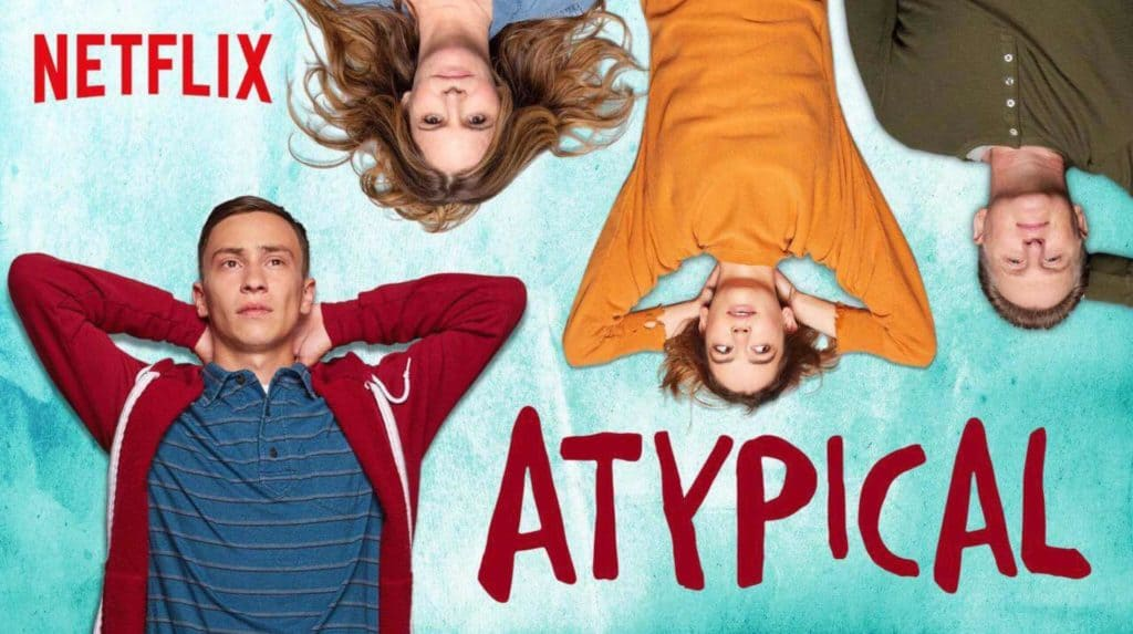 Top 5 Friday: Current Favorite Netflix Shows + Movies atypical