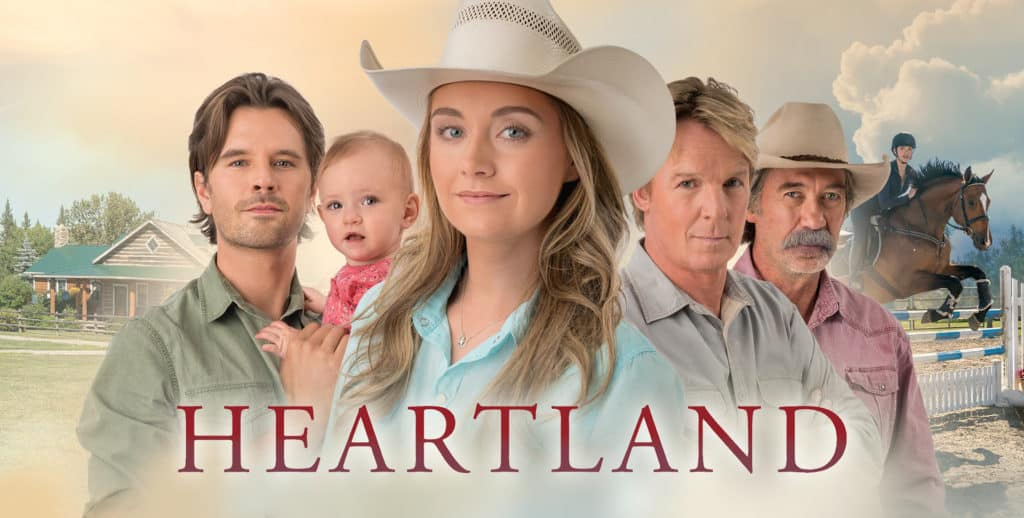 Top 5 Friday: Current Favorite Netflix Shows + Movies heartland