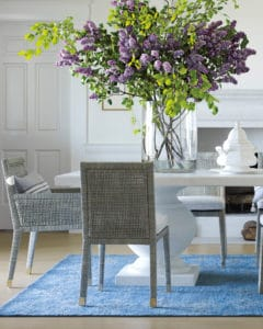 Top 5 Friday: Best of The Serena & Lily Catalog dining room