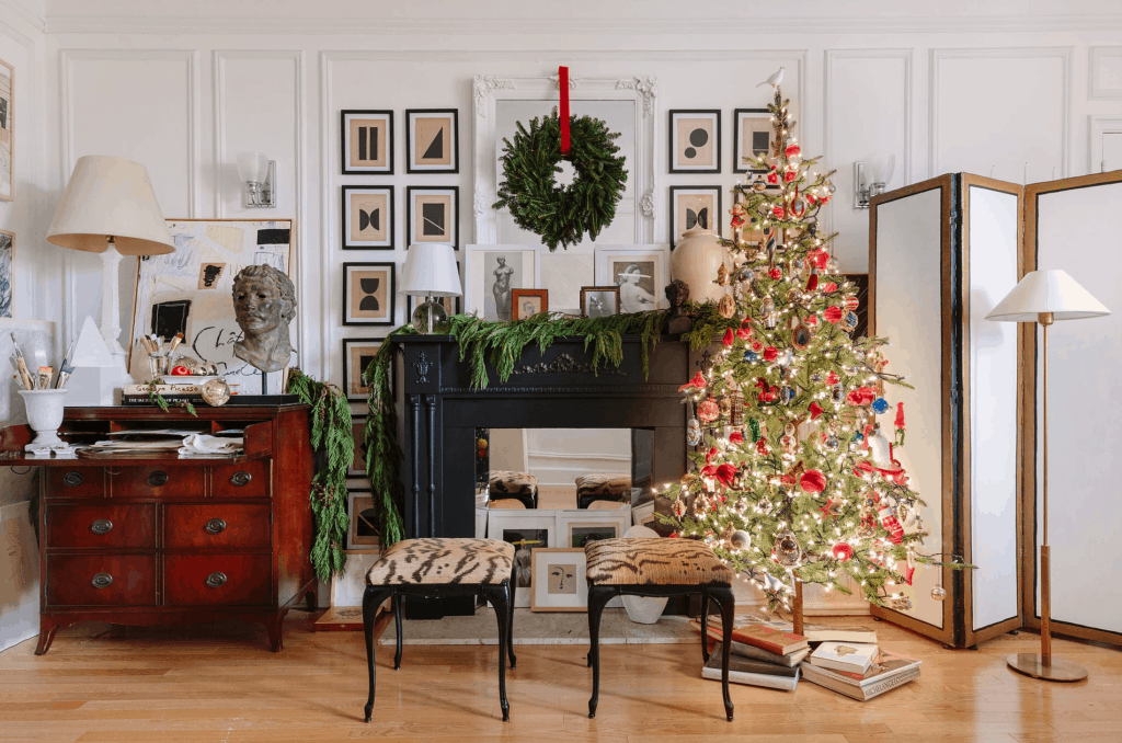 November Favorites + What's New Around The House christmas home