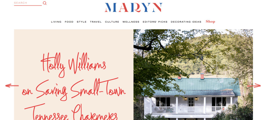 November Favorites + What's New Around The House the maryn