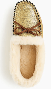 November Favorites + What's New Around The House moccasins