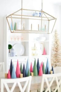 Top 5 Friday: Favorite Christmas Decorating Themes eclectic