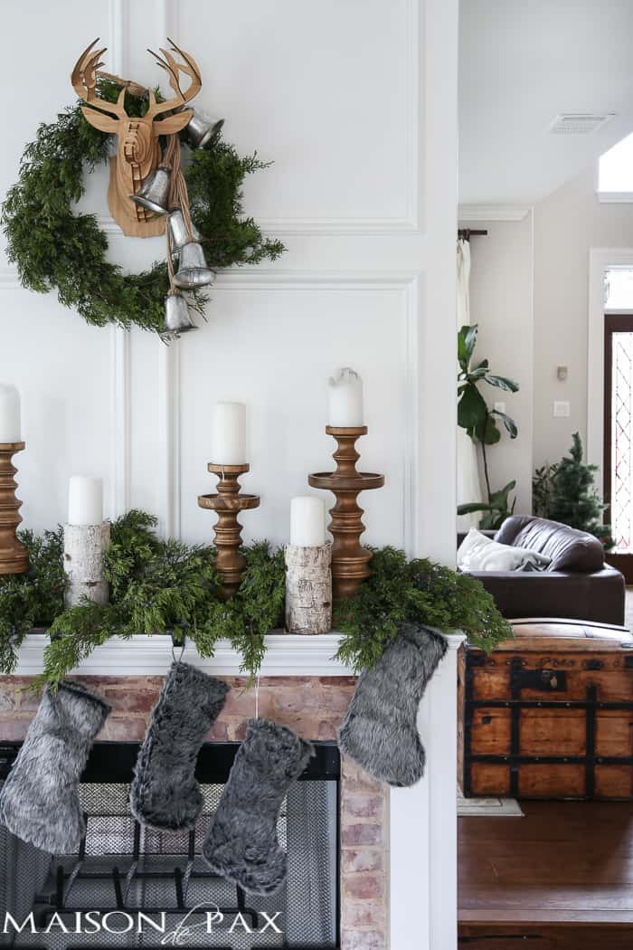 Top 5 Friday: Favorite Christmas Decorating Themes woodland