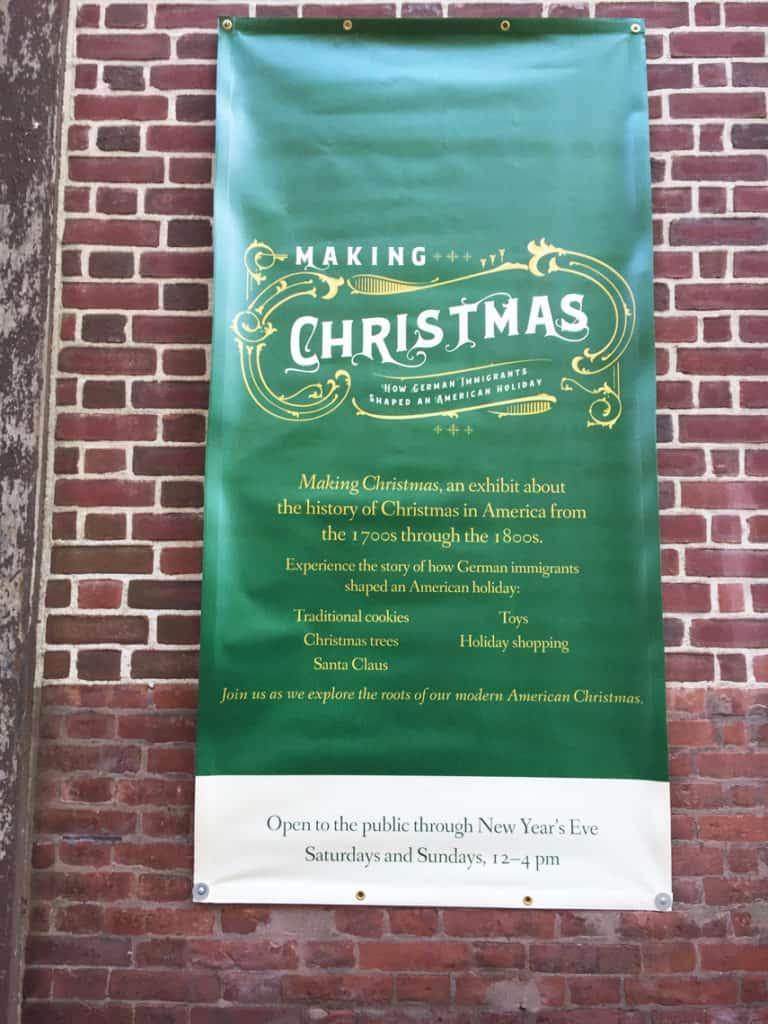 Roadtrip Reality: Fifth Grade Tour of Philadelphia, PA christmas