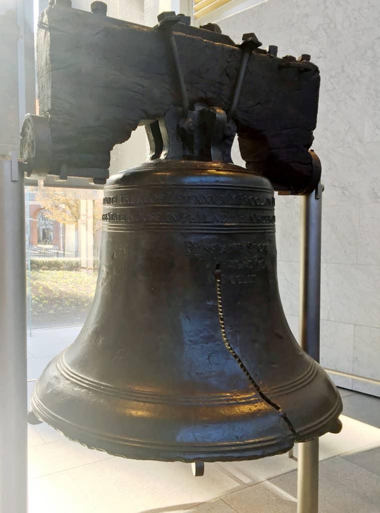 Roadtrip Reality: Fifth Grade Tour of Philadelphia, PA liberty bell
