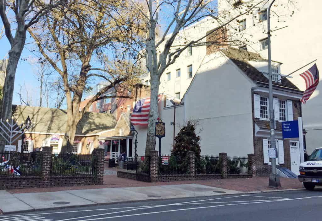 Roadtrip Reality: Fifth Grade Tour of Philadelphia, PA betsy ross house
