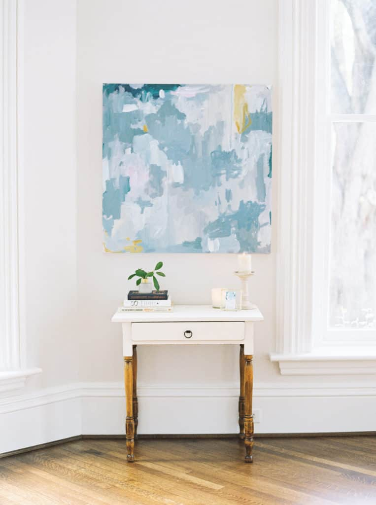 Local Spotlight: Kelly Hovis Designs + A Giveaway canvas