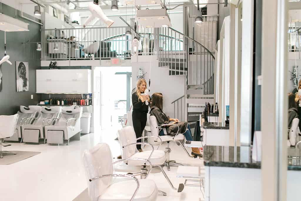 Local Spotlight: Hudson Salon + A Gift For You wide