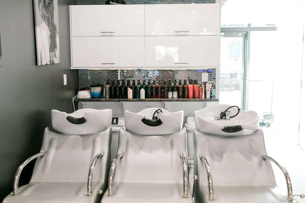 Local Spotlight: Hudson Salon + A Gift For You washing