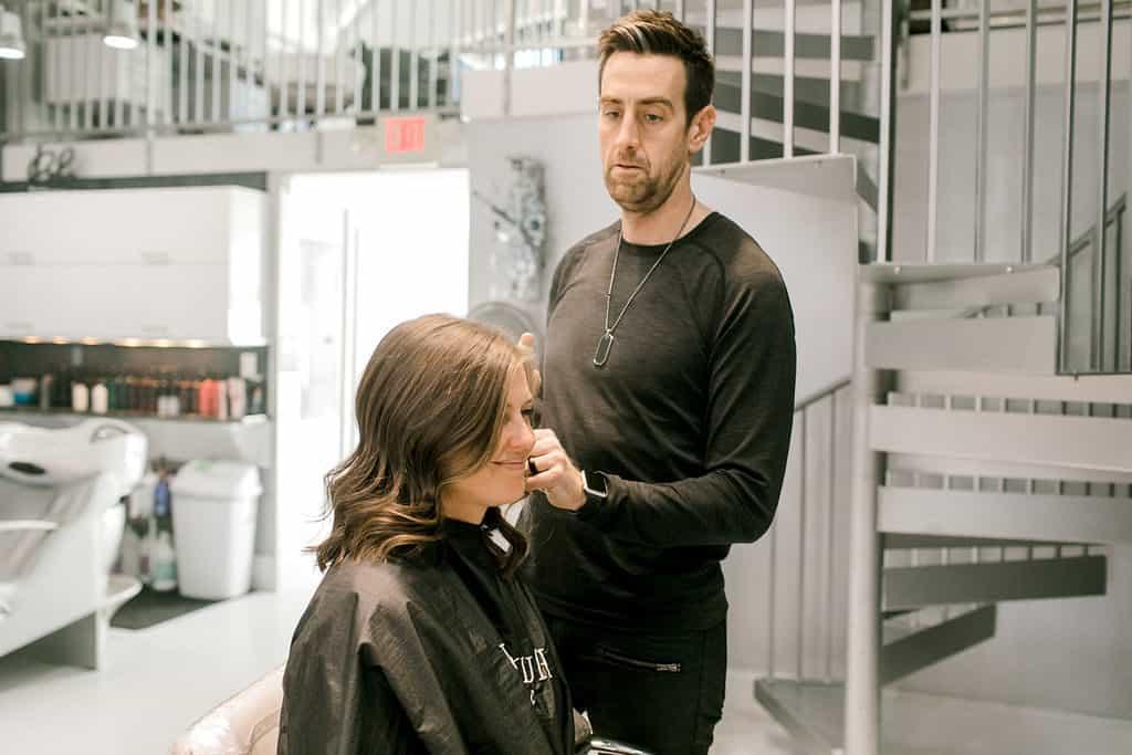 Local Spotlight: Hudson Salon + A Gift For You curls