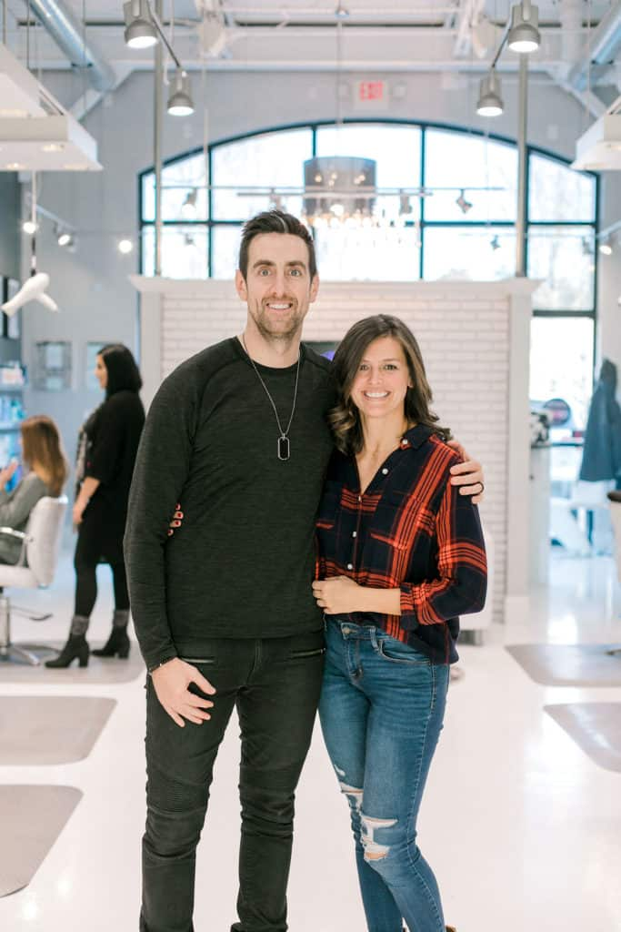 Local Spotlight: Hudson Salon + A Gift For You me and hudson