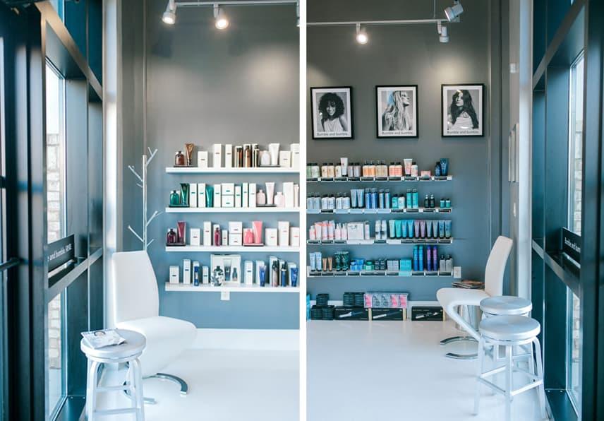 Local Spotlight: Hudson Salon + A Gift For You lobby