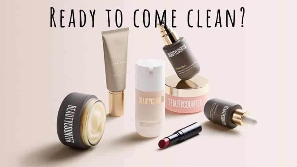 Beautycounter For The Win! clean