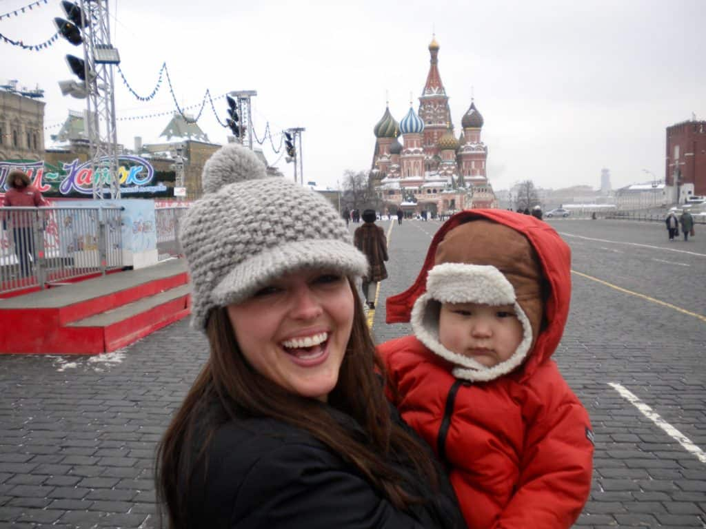 my blogging story - russia